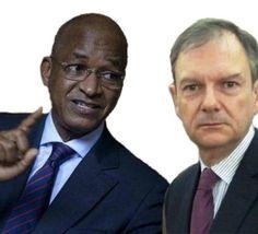 Echange musclé entre le chef de l'opposition et l'ambassadeur de France