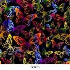 Hydrographic film design pattern QD713