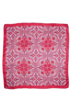 MANOLA Coral Print Silk Woman Scarf Coral Print, Beach Skirt, Womens Scarves, Silk, Pattern, Collection, Woman, Fashion, Moda
