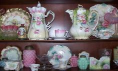 more Victorian china