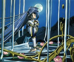 magic knight umi | Magic Knight Rayearth - Umi Ryuuzaki