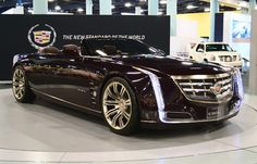 Caddilac Ciel... American luxury!