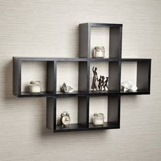 DanyaB Cubby Wall Shelf & Reviews | Wayfair
