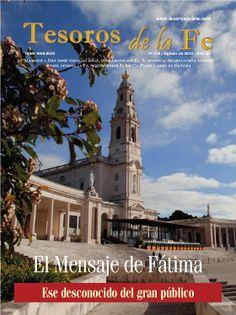 Revista de cultura católica Tesoros de la Fe / El Mensaje de Fátima, ese desconocido