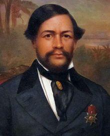 Kamehameha III (born Kauikeaouli) (1813–1854) was the King of Hawaii from 1825 to 1854.