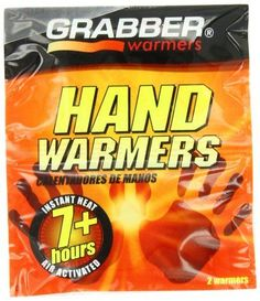 Grabber Warmers Grabber Hours Hand Warmers, Air-Activated Instant Heat Hand Warmers x lasting 7 plus hours. 40 Pair per display box. Grabber Hand Warmers are a non-toxic, odorless heat source using all natural ingredients that are non-combustible. Best Hiking Gear, Backpacking Gear, Camping Gear, Camping Gadgets, Minivan Camping, Outdoor Survival, Outdoor Gear, Best Hand Warmers, Toe Warmers