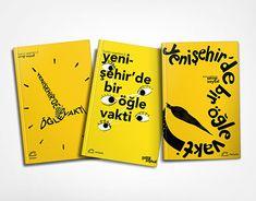 "Check out new work on my @Behance portfolio: ""Yenişehir'de Bir Öğle Vakti Book Cover"" http://be.net/gallery/64516969/Yenisehirde-Bir-OEgle-Vakti-Book-Cover"