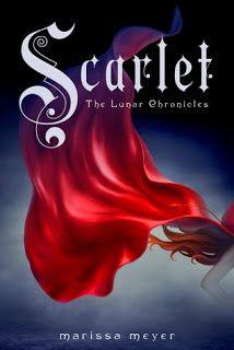 Leituras de Laura: Scarlet