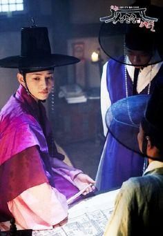 Song Joong Ki : Sungkyunkwan Scandal
