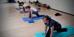 Beginners Vinyasa Yoga Class