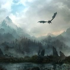 Art Boards, Sky, Mountains, Nature, Travel, Painting, Image, Ideas, Heaven