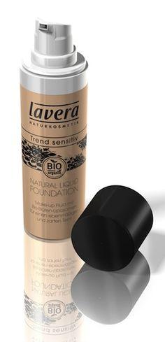 Lavera Natural Liquid Foundation