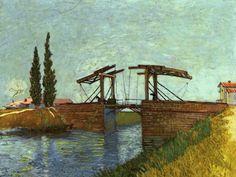 BELAS IMAGENS EM GIFS ANIMADOS E EM VÍDEO: artista dá vida à obra do gênio holandês Van Gogh