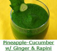 Green Smoothie Recipes with Ginger - Incredible Smoothies