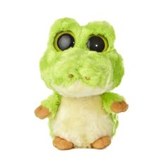 YooHoo and Friends Smilee the 5 Inch Plush Alligator by Aurora at Stuffed Safari