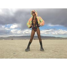 Paris Hilton | Burning Man 2016