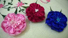 D.I.Y. New Kanzashi Flower