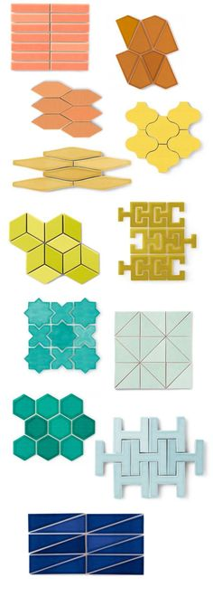 Choosing Tile for the Bathroom The most beautiful hand made tile from Fireclay Tile. Decor Interior Design, Interior Decorating, Decorating Blogs, Fireclay Tile, Tile Patterns, Tile Design, Modern House Design, Bathroom Furniture, Cheap Home Decor