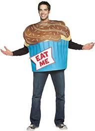 Adult Eat Me Cupcake Costume - Candy Apple Costumes - Alice in Wonderland Costumes Costume Cupcake, Cake Costume, Costume Shop, Food Costumes, Funny Costumes, Adult Costumes, Costumes For Women, Costume Ideas, Costumes Sexy Halloween