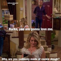 Love Melissa and Joey! So glad they're showing it in the UK now.