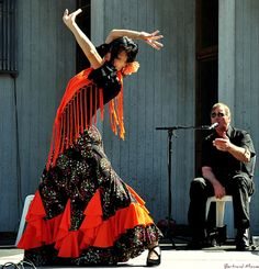 Flamenco Dance Steps | Spanish Flamenco Dance