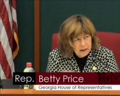 Tom Price's Lawmaker Wife Wants People with HIV Quarantined