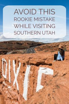 Avoid This Rookie Mistake While Visiting Southern Utah – – Famous Last Words Moab Utah, Utah Hikes, Utah Vacation, Vacation Spots, Zion National Park, National Parks, National Forest, Places To Travel, Places To See