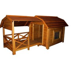 The Barn Cat - Dog House