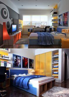 Interior Renderings by Vu Khoi - #InteriorDesign #DesignHomes #HouseDecorations #ModernInteriors #walldecoration #decorationhouse #homesdecoration