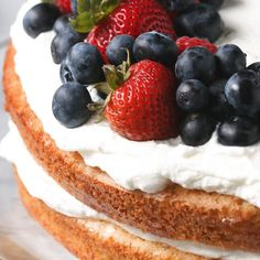 Tres Leches Cake Recipe by Tasty - Cake Recipes Bolo Tres Leches, Tres Leches Recipe, Chocolate Tres Leches Cake, Tres Leches Cupcakes, Tres Leches Birthday Cake Recipe, Traditional Mexican Desserts, Authentic Mexican Desserts, Baking Recipes, Cake Recipes