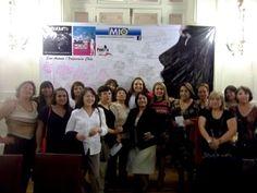 Grito de Mujer 2013 Chile (Santiago) ~ Mujeres Poetas Internacional ®