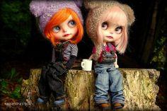 Mac and Linda | by kassandra's box