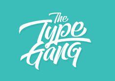 The Type Gang by Björn Berglund