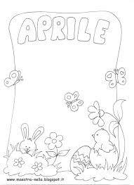 Ecco i miei disegni sui mesi dell'an n o .. Potete