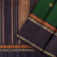 Kanakavalli Kanjivaram Silk Sari 040-01-27033 - Cover View