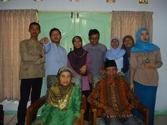 Me and Family @ Kuningan, Indonesia