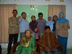 Me and Family @ Kuningan, Indonesia