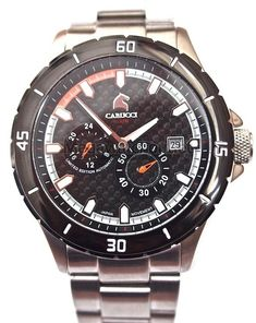 Carucci automatic watch from Germany limited edition 500 pieces world wide discounted from €279,- now for only €69,-