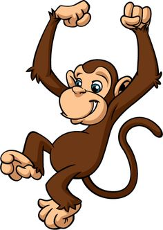 funny baby monkey pictures monkeys cartoon clip art cakes rh pinterest com free clipart of monkeys clipart of baby monkeys