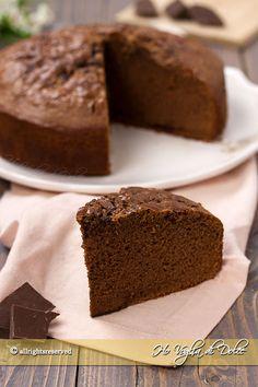 Torta con cioccolato al latte  ricetta Ho Voglia di Dolce blog