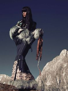 native  #bohemian #boho #nomad #tribal #fashion  #TheExploratrice
