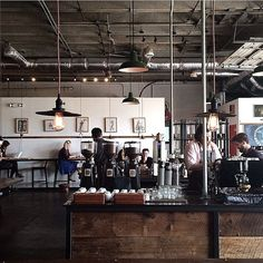 Also in Nashville and also by @hananahjeanne. An image of @baristaparlor #buyfolk
