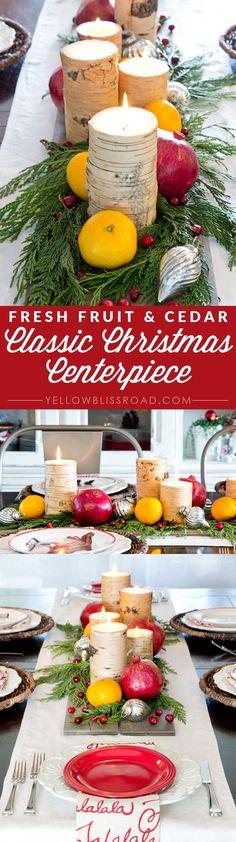 Fresh Fruit, Cedar a