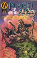 Planet of the Apes #13 cover Comic Art