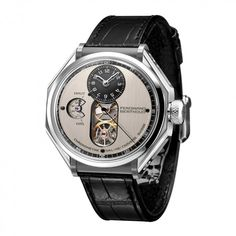 The Ferdinand Berthoud FB Chronometer is the third execution of the FB 1 Chronometer and comes in a platinum case. Ferdinand, Latest Watches, Casio Watch, Chronograph, Accessories, Third, Luxury, News, Men