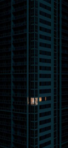 bd09-city-dark-apartment-pattern-art-illustration via http://iPhoneXpapers.com - Wallpapers for iPhone X