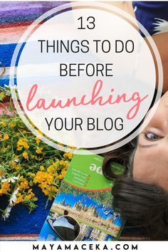 If you're wondering how to start a lifestyle blog, you've come to the right place. Find out which 13 things you need to do before launching your blog...