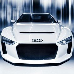 Audi Concept Car #Audicars