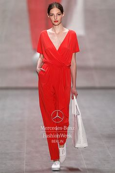 MINX BY EVA LUTZ S/S 2015 Fashion Week Berlin 2014