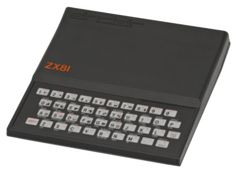 Sinclair ZX-81 - I remember these days well - still have one in the attic in fact.
